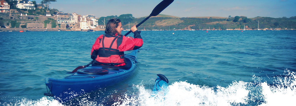 Sea kayak expeditions and courses in Devon